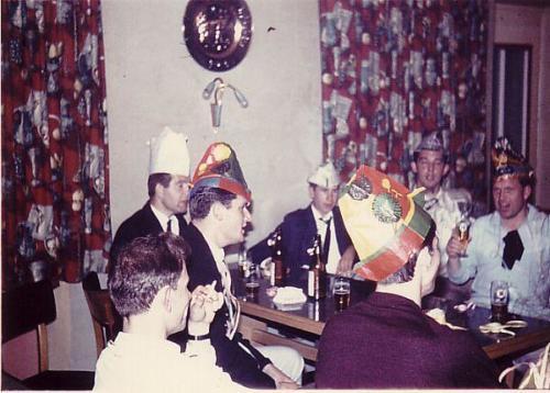 Aufstiegsfeier 1965 Rest Photo 08