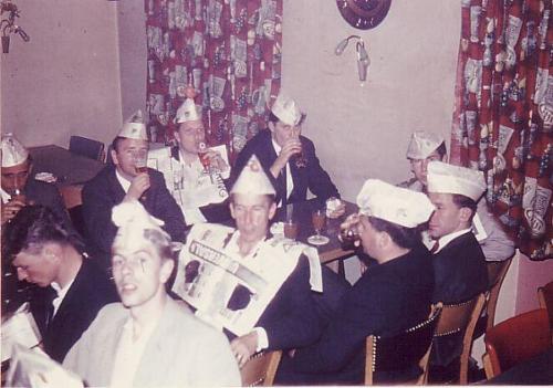 Aufstiegsfeier 1965 Rest Photo 10