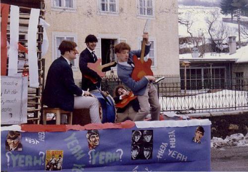 Fasnacht 1964 Photo 1964 02