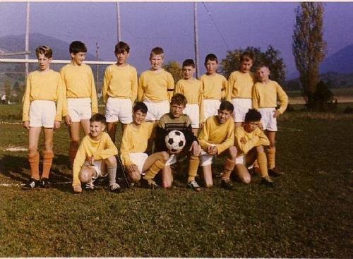 Junioren Anfang 60er Photo 1961 01